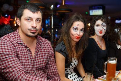Хэллоуин, 31 октября 2012 - Ресторан «Максимилианс» Казань - 17