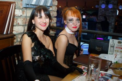 Хэллоуин, 31 октября 2012 - Ресторан «Максимилианс» Казань - 30