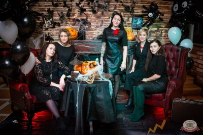 «Хэллоуин»: «Семейка Аддамс», 2 ноября 2019 - Ресторан «Максимилианс» Казань - 18