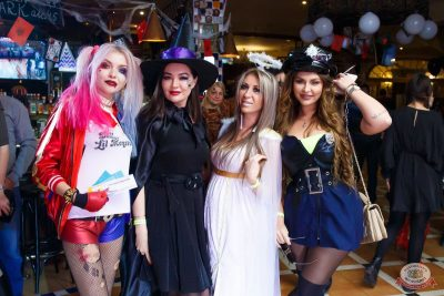 «Хэллоуин»: «Семейка Аддамс», 2 ноября 2019 - Ресторан «Максимилианс» Казань - 30