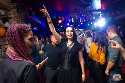 «Хэллоуин»: «Семейка Аддамс», 2 ноября 2019 - Ресторан «Максимилианс» Казань - 56