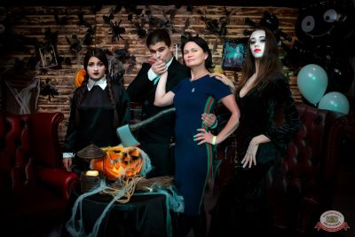 «Хэллоуин»: «Семейка Аддамс», 2 ноября 2019 - Ресторан «Максимилианс» Казань - 6