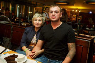 Игорь Саруханов, 25 октября 2012 - Ресторан «Максимилианс» Казань - 18