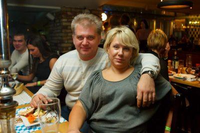Игорь Саруханов, 25 октября 2012 - Ресторан «Максимилианс» Казань - 19