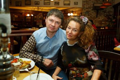Игорь Саруханов, 25 октября 2012 - Ресторан «Максимилианс» Казань - 26