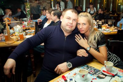 Игорь Саруханов, 8 декабря 2011 - Ресторан «Максимилианс» Казань - 17