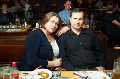 Игорь Саруханов, 8 декабря 2011 - Ресторан «Максимилианс» Казань - 19