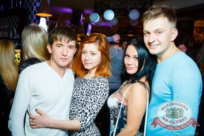 IOWA, 26 февраля 2015 - Ресторан «Максимилианс» Казань - 06