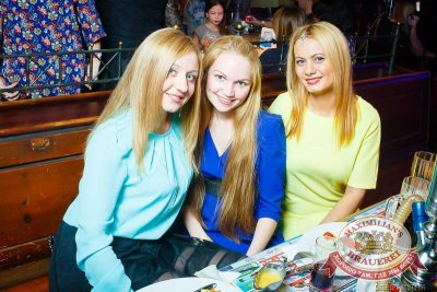 IOWA, 26 февраля 2015 - Ресторан «Максимилианс» Казань - 32