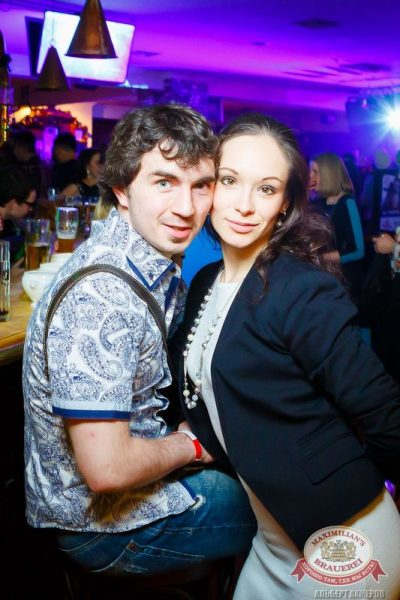 IOWA, 26 февраля 2015 - Ресторан «Максимилианс» Казань - 33