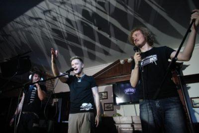 Jukebox Trio + выступление Тимура Батрутдинова и Гавра, 21 мая 2011 - Ресторан «Максимилианс» Казань - 04
