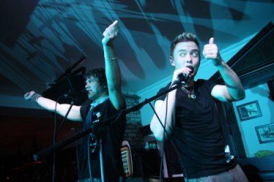 Jukebox Trio + выступление Тимура Батрутдинова и Гавра, 21 мая 2011 - Ресторан «Максимилианс» Казань - 05