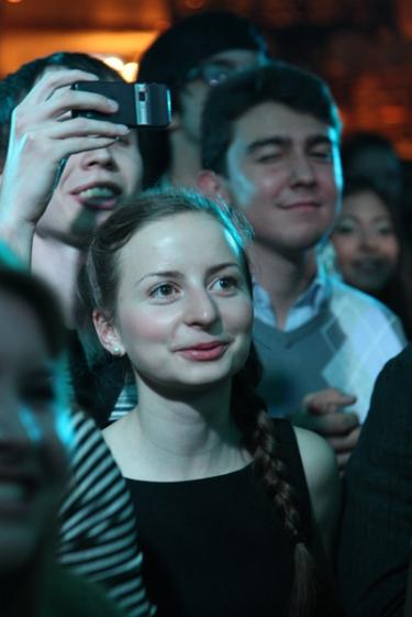 Jukebox Trio + выступление Тимура Батрутдинова и Гавра, 21 мая 2011 - Ресторан «Максимилианс» Казань - 07