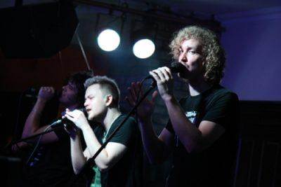 Jukebox Trio + выступление Тимура Батрутдинова и Гавра, 21 мая 2011 - Ресторан «Максимилианс» Казань - 08