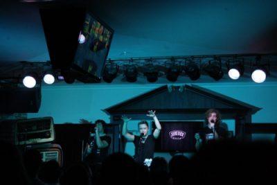 Jukebox Trio + выступление Тимура Батрутдинова и Гавра, 21 мая 2011 - Ресторан «Максимилианс» Казань - 09