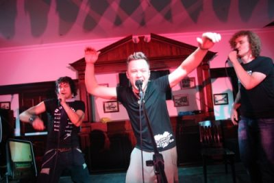 Jukebox Trio + выступление Тимура Батрутдинова и Гавра, 21 мая 2011 - Ресторан «Максимилианс» Казань - 11