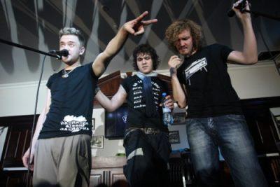 Jukebox Trio + выступление Тимура Батрутдинова и Гавра, 21 мая 2011 - Ресторан «Максимилианс» Казань - 13