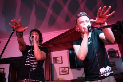 Jukebox Trio + выступление Тимура Батрутдинова и Гавра, 21 мая 2011 - Ресторан «Максимилианс» Казань - 18