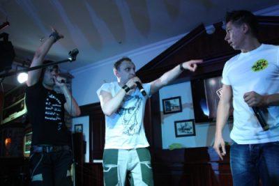Jukebox Trio + выступление Тимура Батрутдинова и Гавра, 21 мая 2011 - Ресторан «Максимилианс» Казань - 22