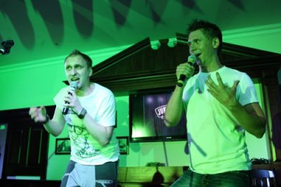 Jukebox Trio + выступление Тимура Батрутдинова и Гавра, 21 мая 2011 - Ресторан «Максимилианс» Казань - 23