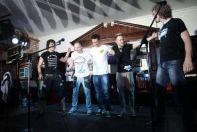 Jukebox Trio + выступление Тимура Батрутдинова и Гавра, 21 мая 2011 - Ресторан «Максимилианс» Казань - 24