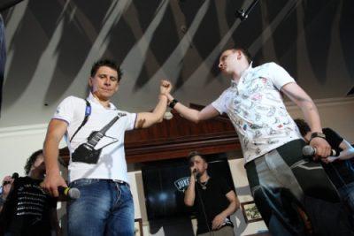 Jukebox Trio + выступление Тимура Батрутдинова и Гавра, 21 мая 2011 - Ресторан «Максимилианс» Казань - 27