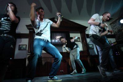 Jukebox Trio + выступление Тимура Батрутдинова и Гавра, 21 мая 2011 - Ресторан «Максимилианс» Казань - 28