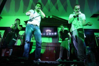 Jukebox Trio + выступление Тимура Батрутдинова и Гавра, 21 мая 2011 - Ресторан «Максимилианс» Казань - 29
