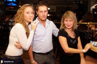 Jukebox Trio, 3 ноября 2010 - Ресторан «Максимилианс» Казань - 06