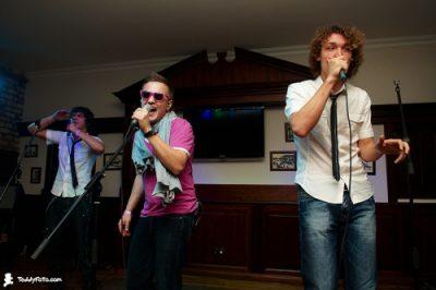 Jukebox Trio, 3 ноября 2010 - Ресторан «Максимилианс» Казань - 11