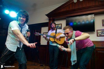 Jukebox Trio, 3 ноября 2010 - Ресторан «Максимилианс» Казань - 12