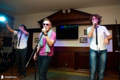 Jukebox Trio, 3 ноября 2010 - Ресторан «Максимилианс» Казань - 13