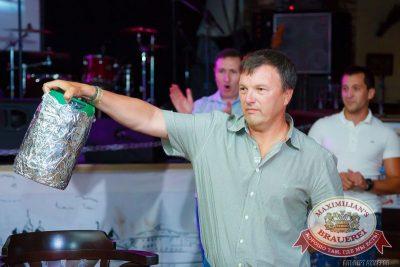 К нам приедет Trubetskoy, он как «Ляпис», но живой! 30 июля 2015 - Ресторан «Максимилианс» Казань - 08