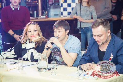 Как две капли: третий тур первого сезона, 11 ноября 2015 - Ресторан «Максимилианс» Казань - 10
