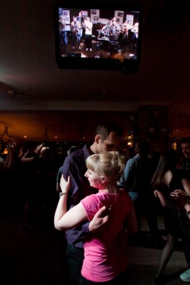 Карл Хламкин и «ОгнеОпаснОркестр», 7 мая 2011 - Ресторан «Максимилианс» Казань - 10