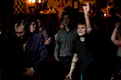 Карл Хламкин и «ОгнеОпаснОркестр», 7 мая 2011 - Ресторан «Максимилианс» Казань - 12