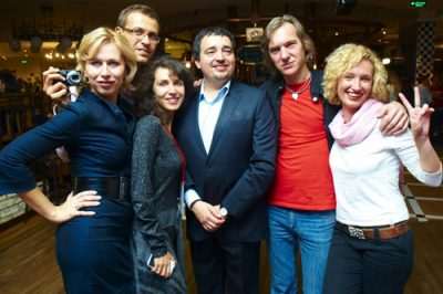 Kazan Kremlin Live, 10 сентября 2010 - Ресторан «Максимилианс» Казань - 18