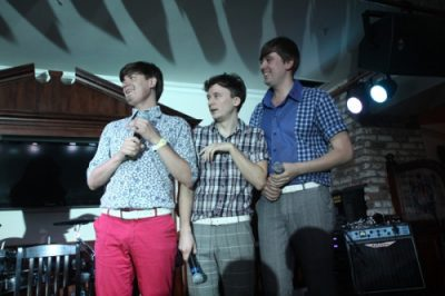 Команда КВН «Федор Двинятин», 22 апреля 2011 - Ресторан «Максимилианс» Казань - 09