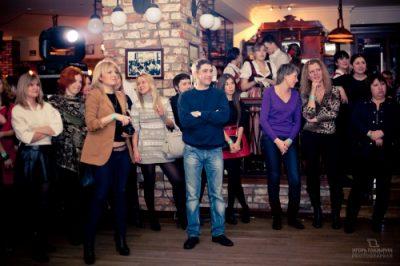 Команда КВН «Уездный город», 19 февраля 2011 - Ресторан «Максимилианс» Казань - 03