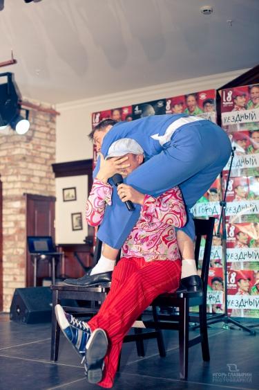 Команда КВН «Уездный город», 19 февраля 2011 - Ресторан «Максимилианс» Казань - 04