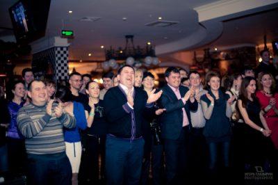Команда КВН «Уездный город», 19 февраля 2011 - Ресторан «Максимилианс» Казань - 08