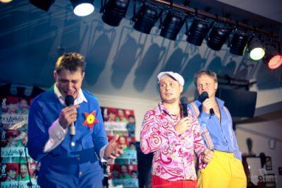 Команда КВН «Уездный город», 19 февраля 2011 - Ресторан «Максимилианс» Казань - 10