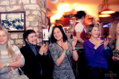 Команда КВН «Уездный город», 19 февраля 2011 - Ресторан «Максимилианс» Казань - 12