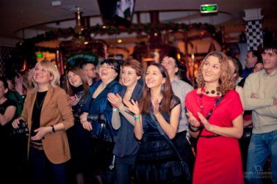 Команда КВН «Уездный город», 19 февраля 2011 - Ресторан «Максимилианс» Казань - 14