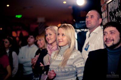 Команда КВН «Уездный город», 19 февраля 2011 - Ресторан «Максимилианс» Казань - 15