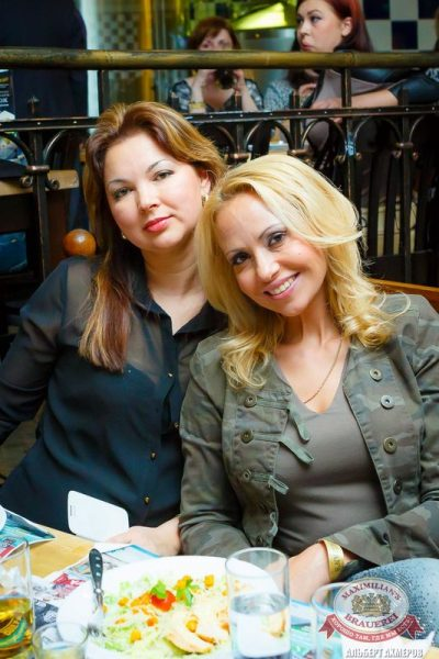Константин Никольский, 16 апреля 2015 - Ресторан «Максимилианс» Казань - 25
