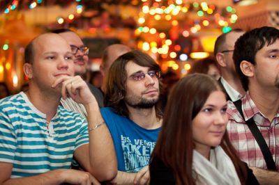 Константин Никольский, 2 декабря 2011 - Ресторан «Максимилианс» Казань - 11