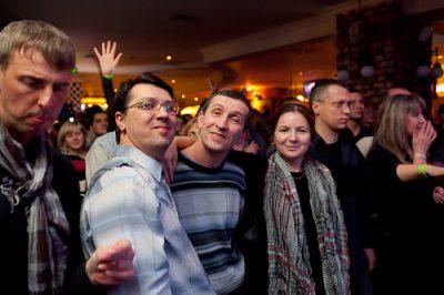 Константин Никольский, 2 декабря 2011 - Ресторан «Максимилианс» Казань - 12