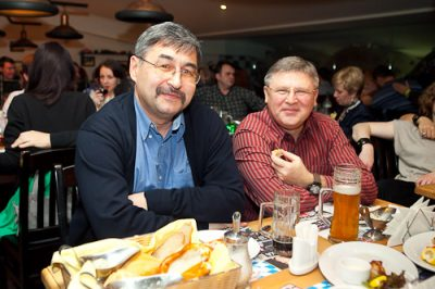 Константин Никольский, 2 декабря 2011 - Ресторан «Максимилианс» Казань - 18