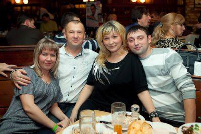 Константин Никольский, 2 декабря 2011 - Ресторан «Максимилианс» Казань - 30